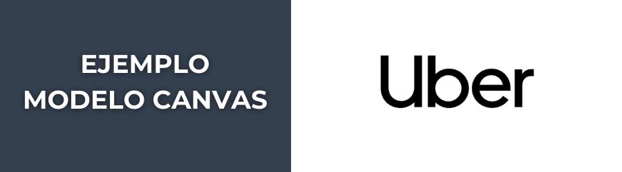 ejemplo modelo canvas uber